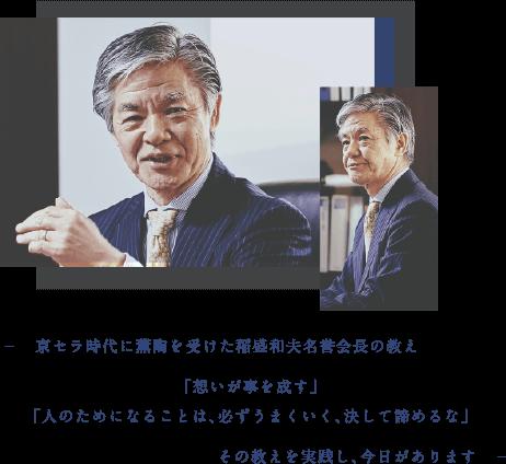 代表取締役 手塚 博文