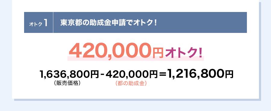 東京都の助成金申請でオトク!